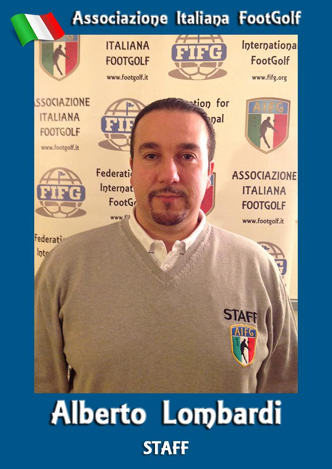 STAFF - Lombardi Alberto