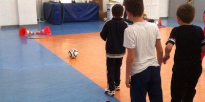 FootGolf a scuola 1